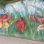Jak rysować graffiti szkic?